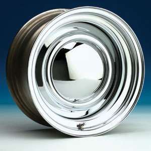 PT SMOOTHIE WHEEL (CHROME) 15x6