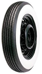 600-19 - Lester 4 Inch Whitewall