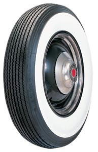 600-16 Lester 3 7/8 Inch Whitewall