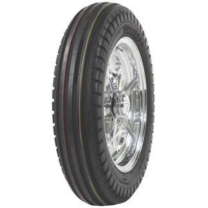 500-15 FIRESTONE RIBBED FRONT