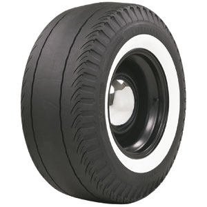 "1000-16 FIRESTONE DRAGSTER 1 7/8"" WHITEWALL"