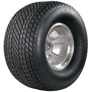 13/30-15 FIRESTONE DOUBLE DIAMOND GROOVED REAR