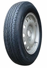 165HR16 (550R16) Avon Turbosteel Blackwall
