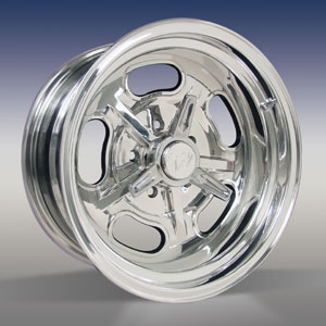 BILLET LAKESTER 5 LUG WHEEL (TWO PIECE)