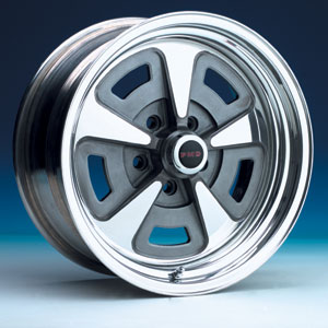 BILLET PONTIAC RALLYE II WHEEL