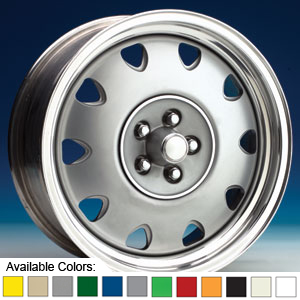 BILLET CHRYSLER RALLYE WHEEL