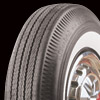 750-14 B.F.GOODRICH 2 1/4 INCH WHITEWALL TIRE